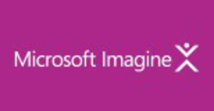 Microsoft Imagine logo