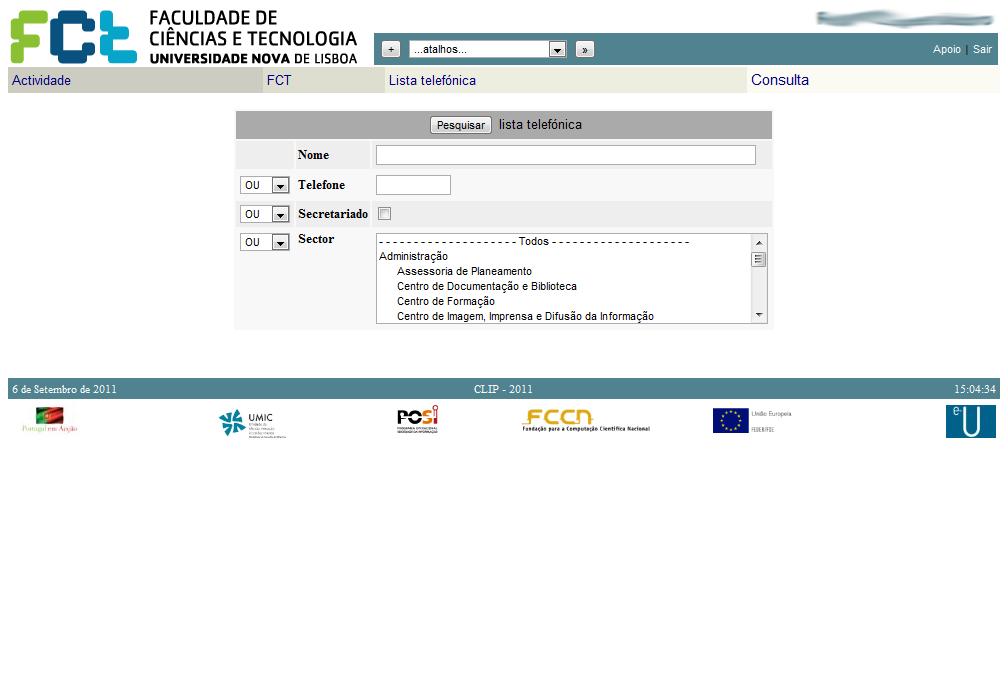 Clip divis o de infraestruturas inform ticas for Consul tutorial